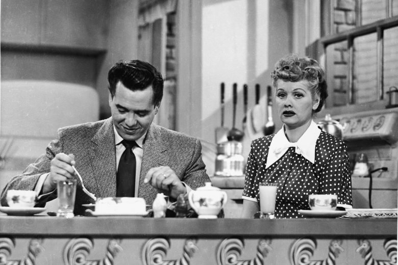 i love lucy lucy and ricky