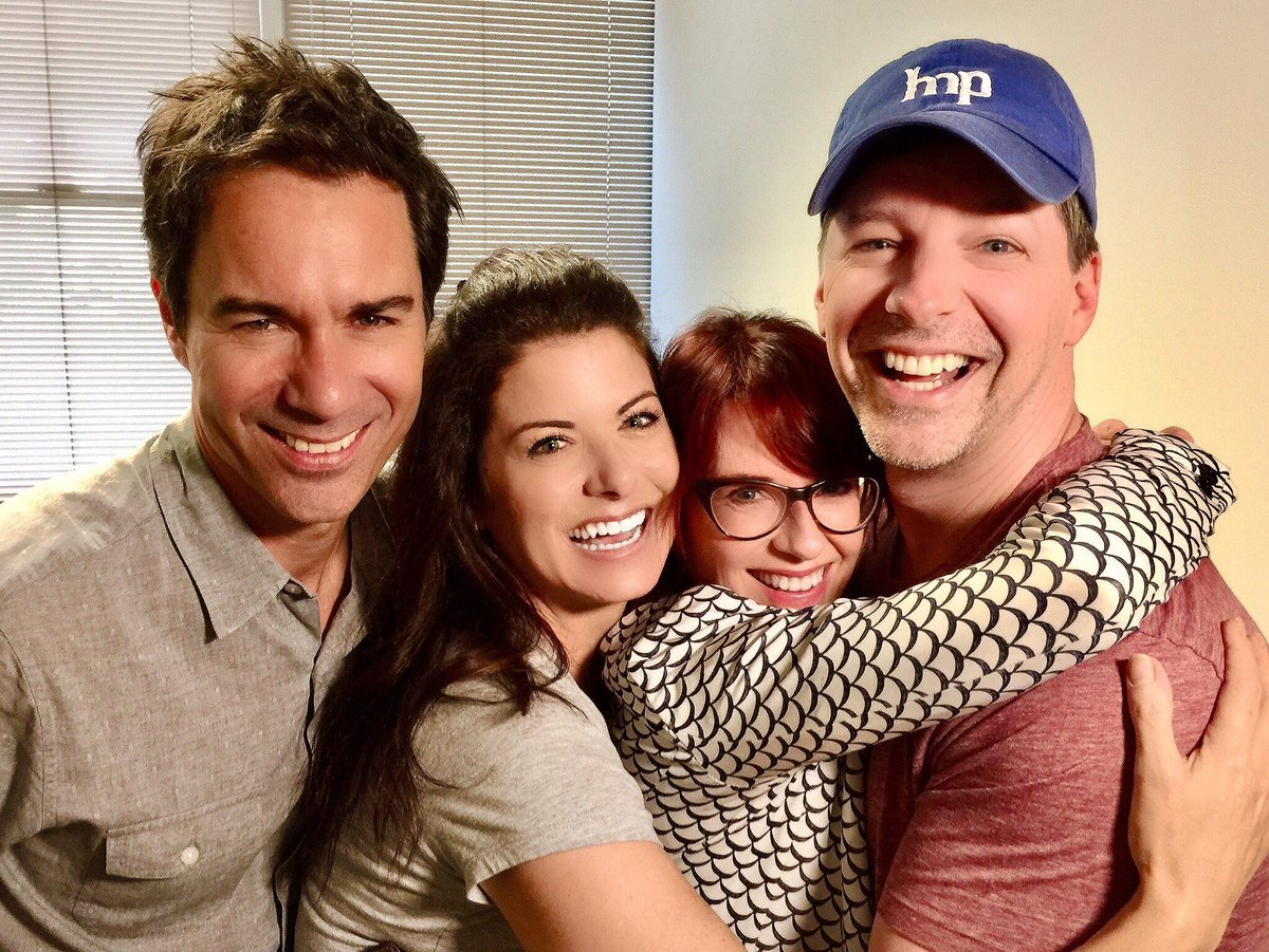 Will & Grace revival ordered for 10 episodes at NBC.