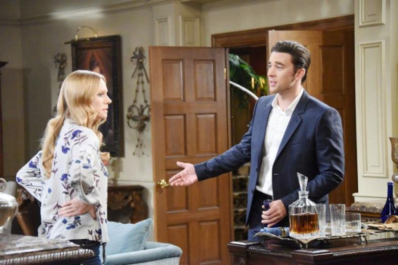 Days of Our Lives spoilers: Chad refuses to let Abigail go.