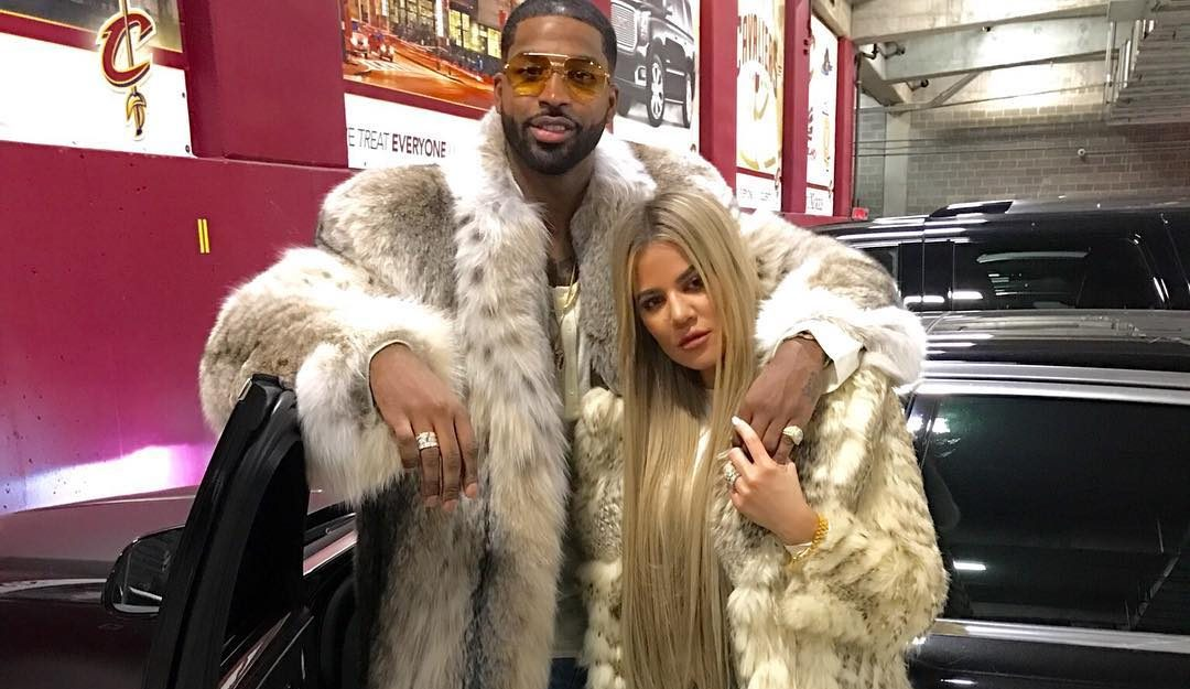 khloe kardashian and tristan thompson split?