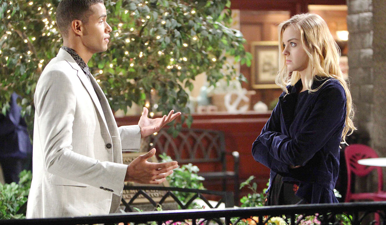 days of our lives claire and theo