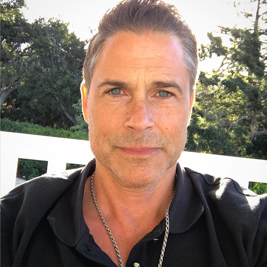 rob lowe says he saw bigfoot