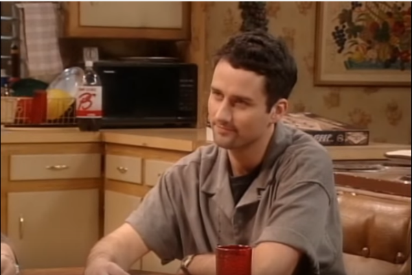 roseanne revival Glenn Quinn as Mark