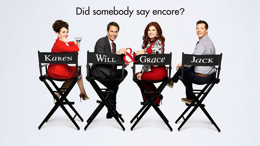 Will & Grace revival renewed for another season.