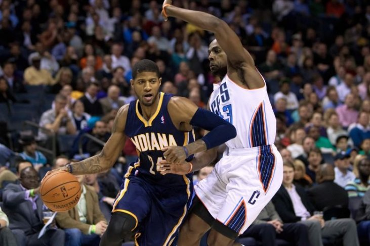 7c263d22a Paul George traded to Oklahoma City Thunder from Indiana Pacers